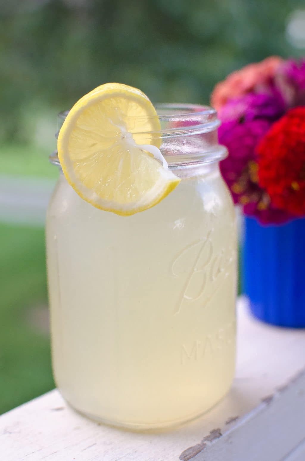Real Homemade Lemonade Recipe