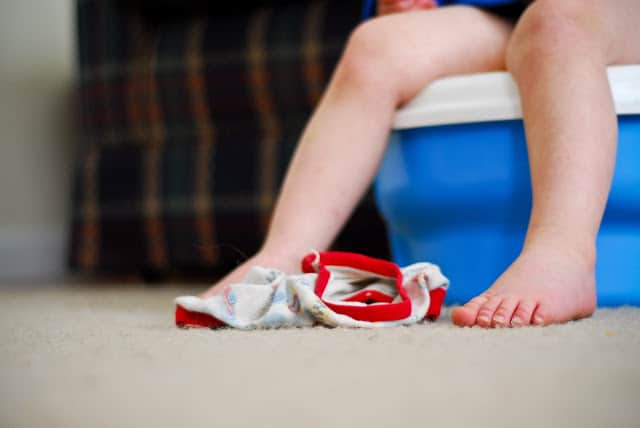 Ten Tips for Potty Training from a Mama of 8