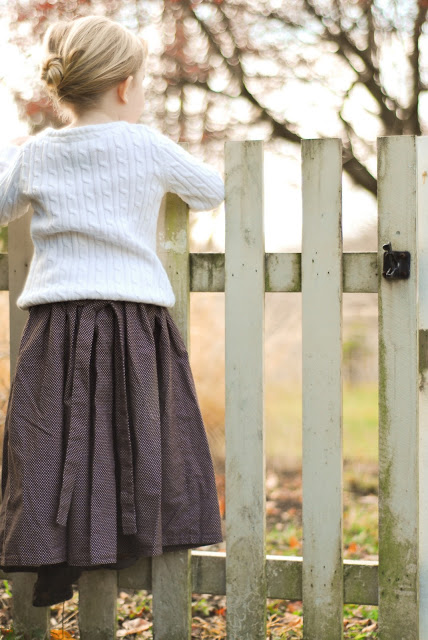 A Simple, Modest Skirt Tutorial