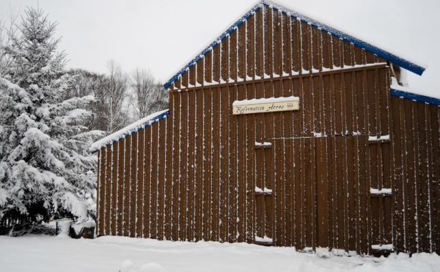 Homestead Barn Tour (VIDEO)