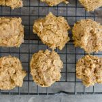 Whole Grain Pumpkin Cookies