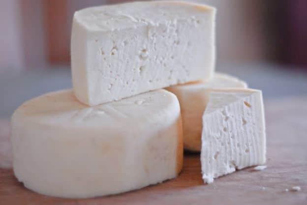 Farmhouse Cheddar Cheese Recipe