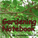 ~ The Gardening Notebook {Giveaway}~