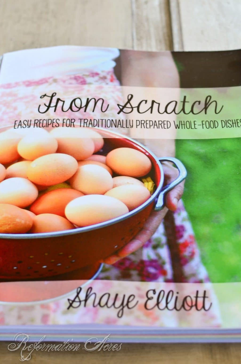 ~From Scratch {A Giveaway Post}~