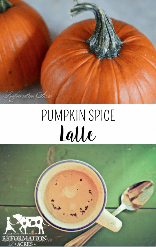 Make your own specialty coffee drink this fall with pureed pumpkin for a fraction of the cost and complete control over the ingredients!