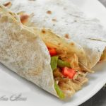 ~Slow Cooker Chicken Fajitas~