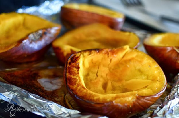 How to Puree Pumpkin & Other Winter Squash