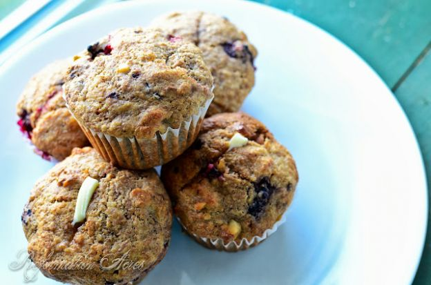 Add a little variety to your mornings with these four recipe variations for sourdough muffins all based off a basic sourdough muffin recipe.