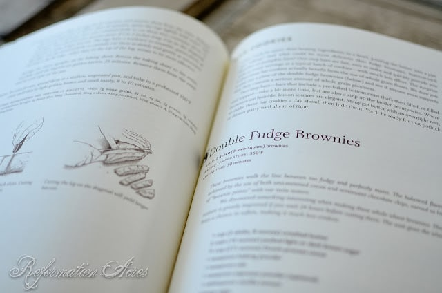 King Arthur Flour Whole Grain Baking |www.onjustacoupleacres.blogspot.com-5