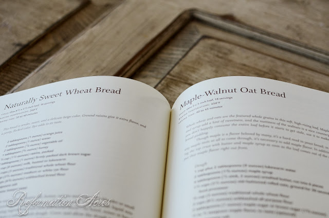 King Arthur Flour Whole Grain Baking |www.onjustacoupleacres.blogspot.com-7