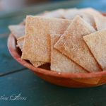 Whole Grain Wheat Thin Crackers Recipe