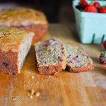 Strawberry Banana Nut Bread