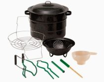 Complete Water Bath Canner Set