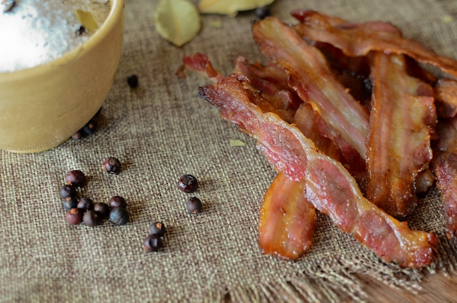 After years of searching for the perfect recipe for how to cure and smoke bacon we have a winner! This is the BEST way to make homemade bacon!