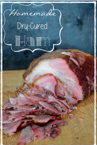 After years of fruitless searching, we finally have found a winning ham recipe. It's so simple and absolutely perfect! | www.farmsteadcookery.com