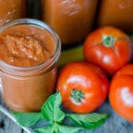 The PERFECT Garden Fresh Marinara Tomato Sauce