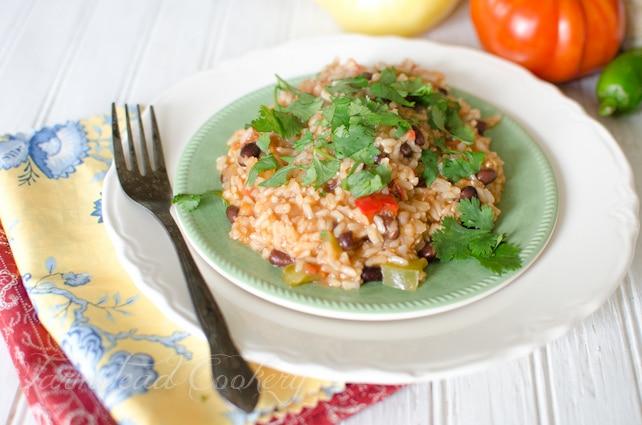 Fresh Spanish Rice