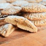 Whole Grain Pumpkin-Filled Cookies
