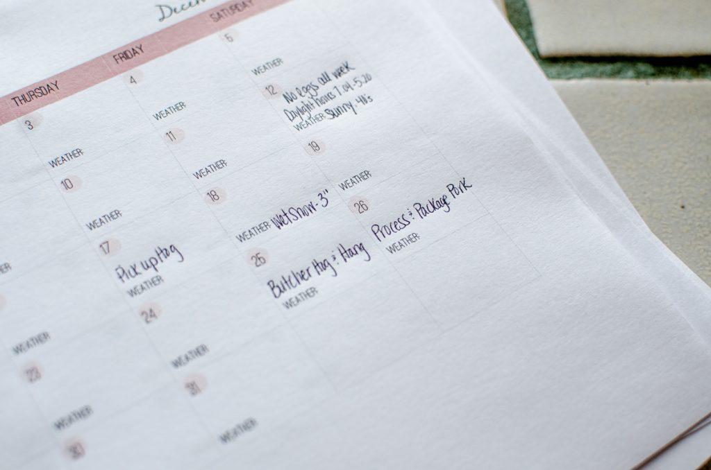 How to Make A Homestead Management Binder