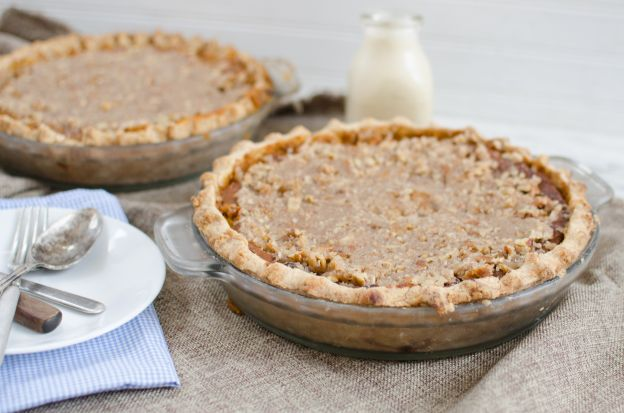 Homemade Sweet Potato Pie- Made with Real Foods & Natural Sweetener!