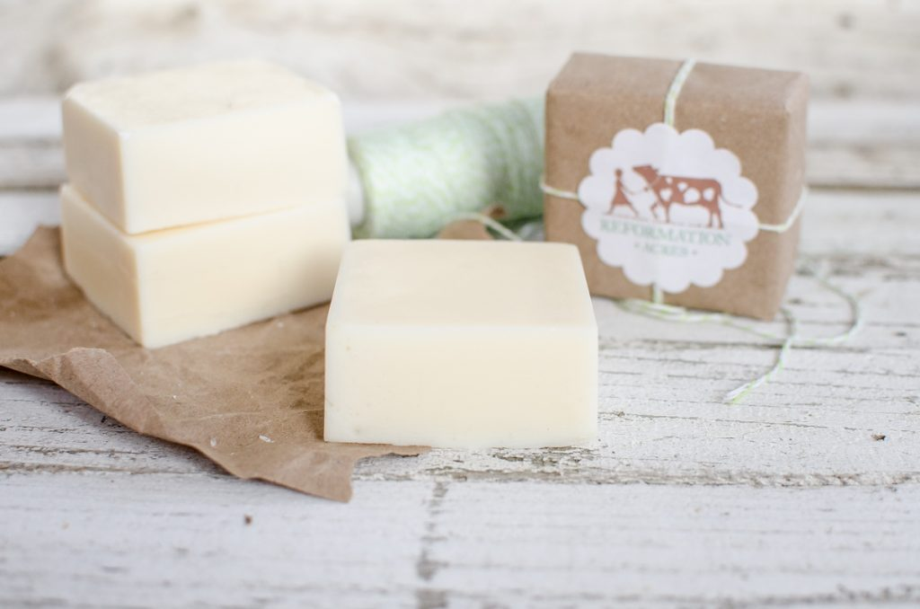 How To Make Tallow Soap