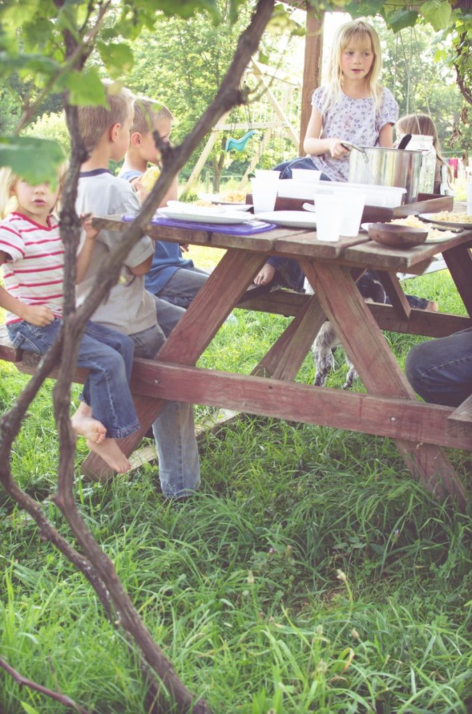 Day in the Life of a Homesteader-67