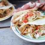 Cumin Pork Tacos (From The Elliott Homestead Family Table)