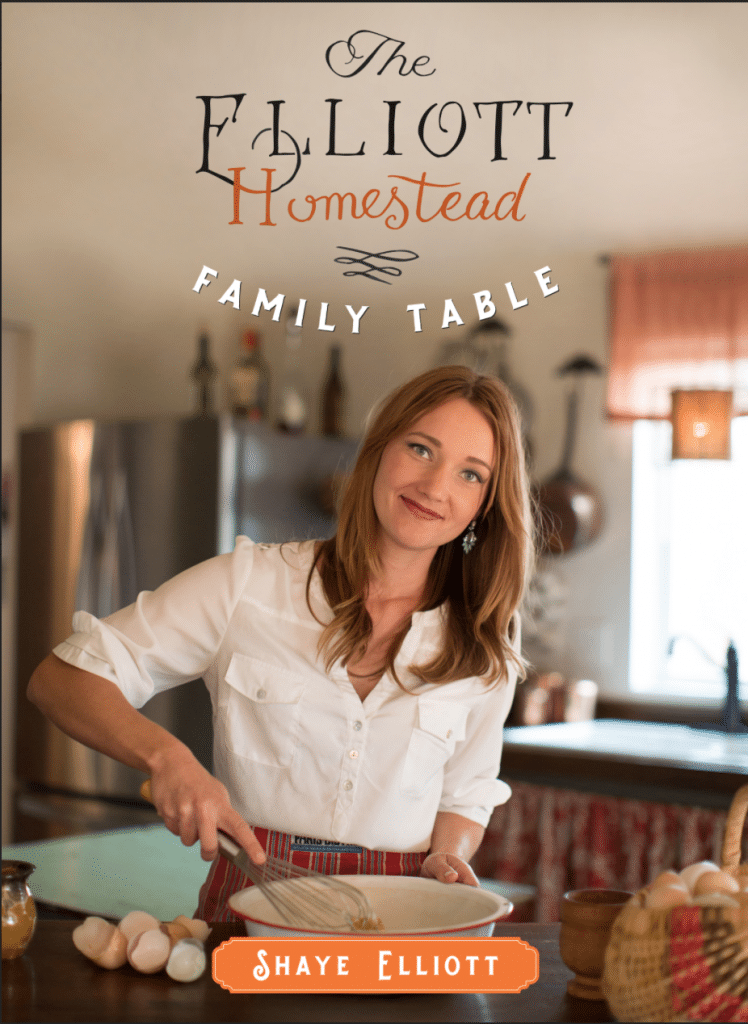 The Elliott Homestead Family Table