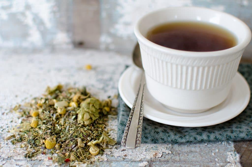 Blend gourmet herbal tea - Blend Gourmet Herbal Tea 81