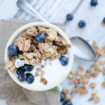 Sweet & Crunchy Oats and Honey Granola