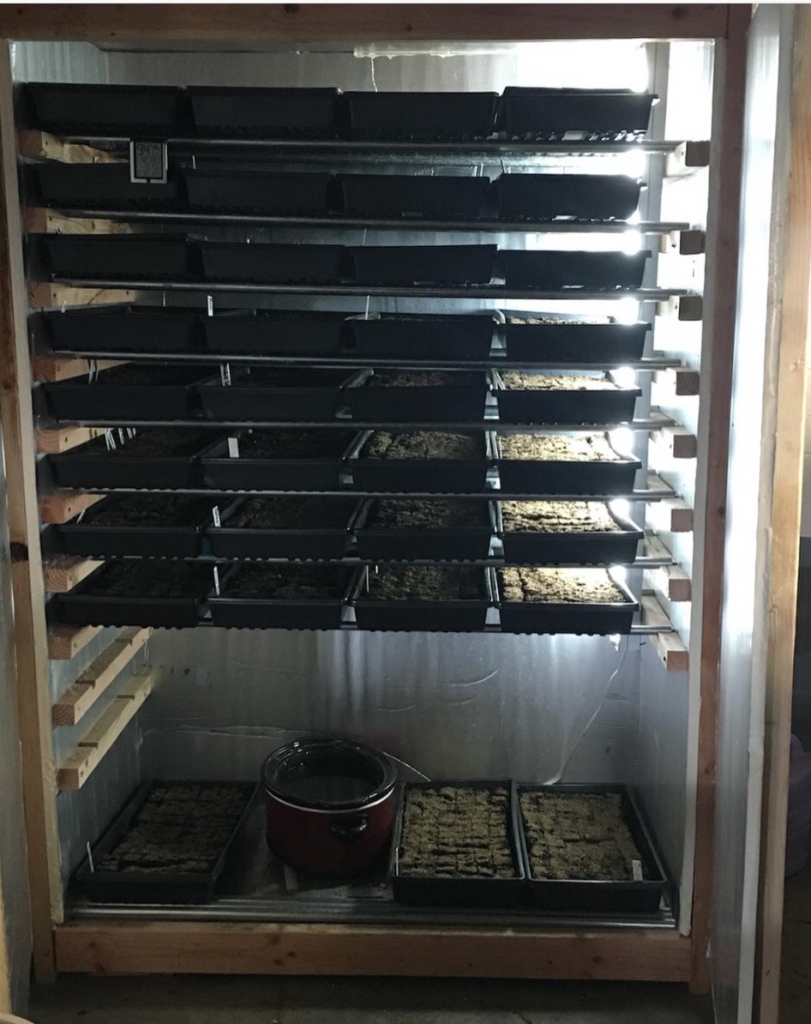 Sprout your garden seeds faster in a germination chamber