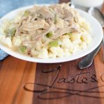 Great-Grandma's Chicken Haluska Recipe (Only Better)