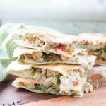 Weeknight Chicken Quesadillas Recipe