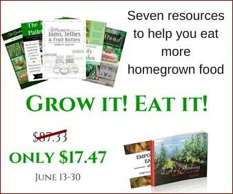 Grow It! Eat It! Bundle
