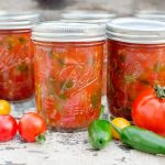 Garden-Fresh Chunky Heirloom Tomato Salsa