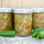 Zesty Pickled Jalapeno Relish Recipe