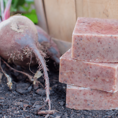 Super Scrub {Homemade Gardener's Soap Recipe}