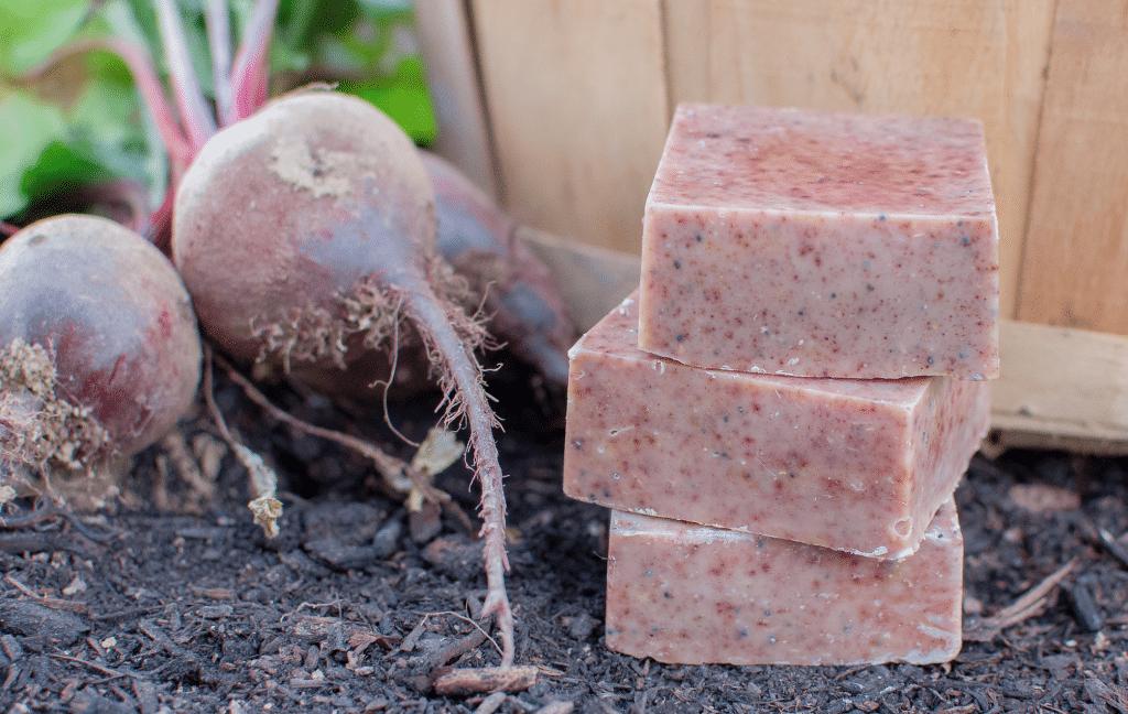 Super Scrub Cold-Process Gardener's Soap Recipe