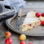Creamy Cherry Clafoutis Recipe