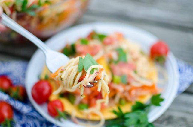 Fresh from the Garden Pasta Salad