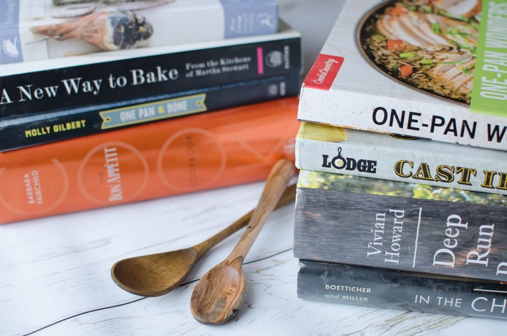 My Top Cookbooks for the Simple Homestead Kitchen