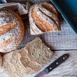 Healthy Multigrain Seed Bread Recipe