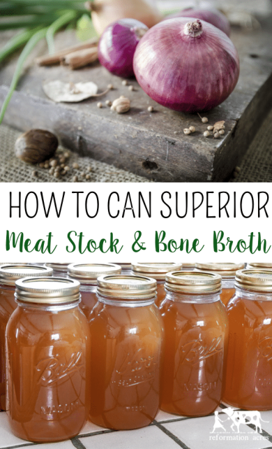 Don't settle for bland stock! Learn how to make SUPERIOR meat stock using these tips and SECRET INGREDIENTS! (Including recipes for chicken stock, beef stock, and pork stock.)