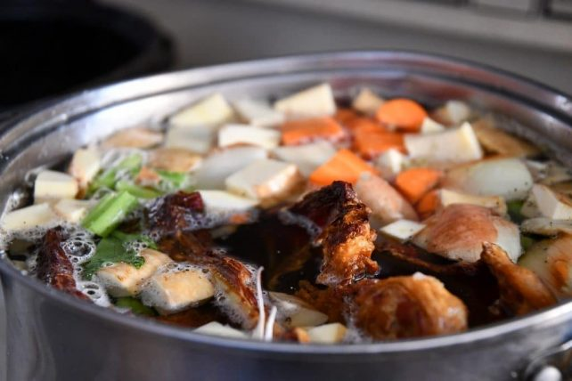 How to Can Superior Meat Stock or Broth