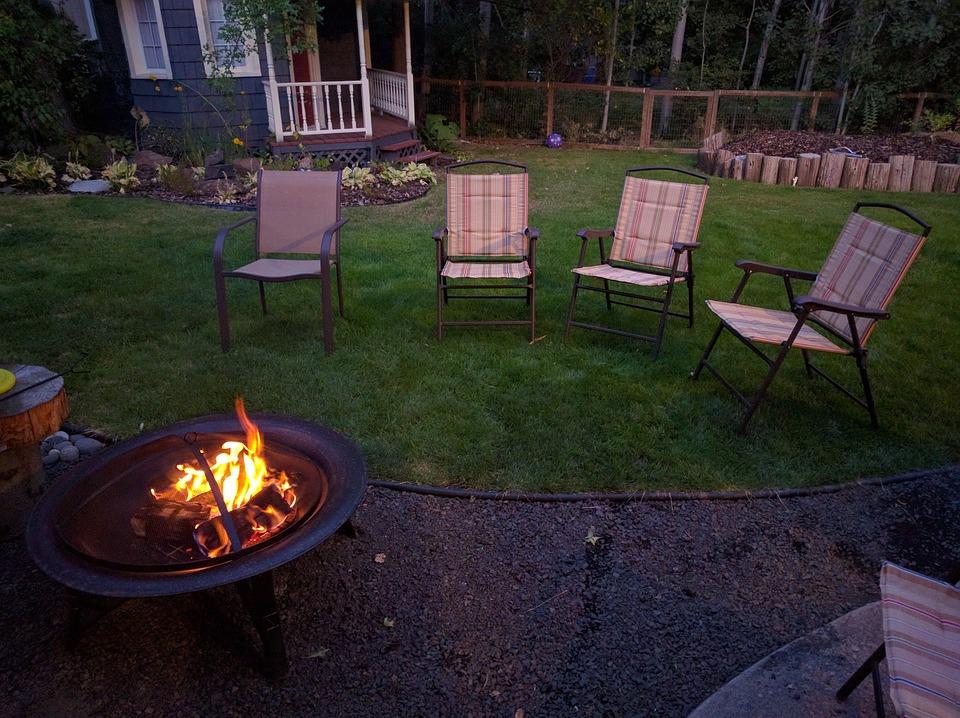 Permanent Fire Pit