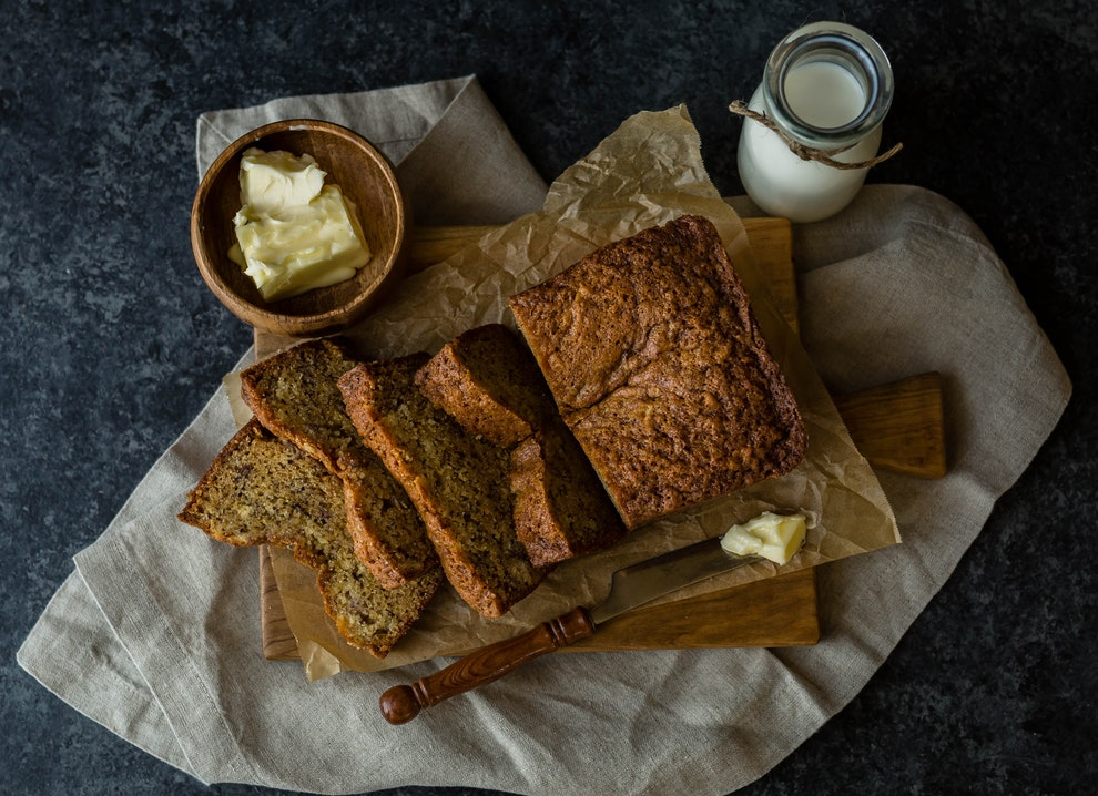 8 Best Healthy Banana Bread Recipes