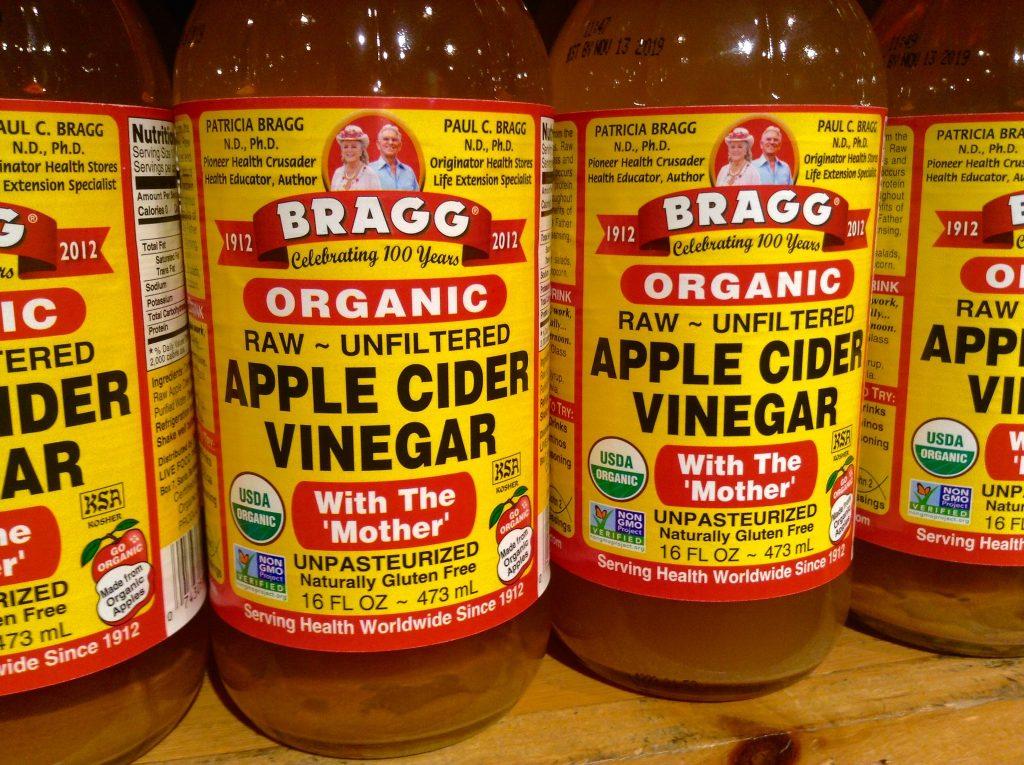 Bottles of commercially prepared applecider vinegar that have expiration dates, but does apple cider vingegar go bad?